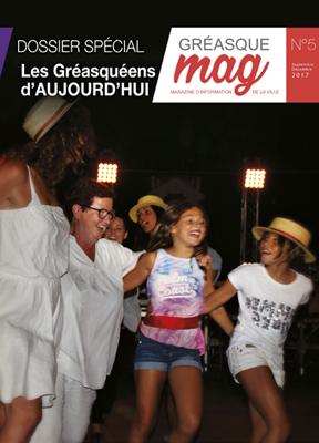 Gréasque Mag 5