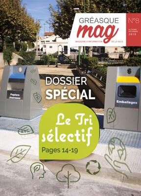 Gréasque Mag 8